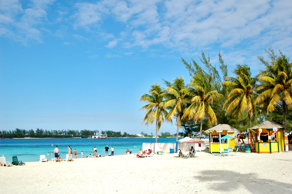 City Beach at Nassau