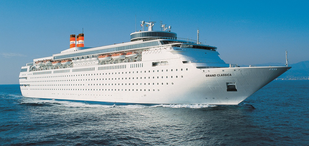 The Grand Classica Cruise Ship